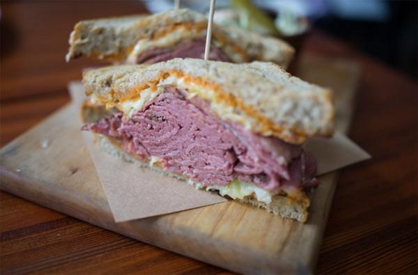 Рубен: сэндвич с русским акцентом