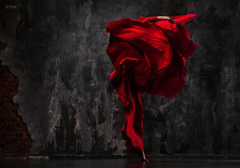 Белые ночи Петербурга в танце