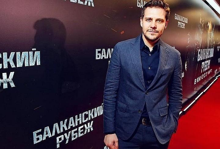 Сербскому актеру Биковичу запретили въезд на Украину