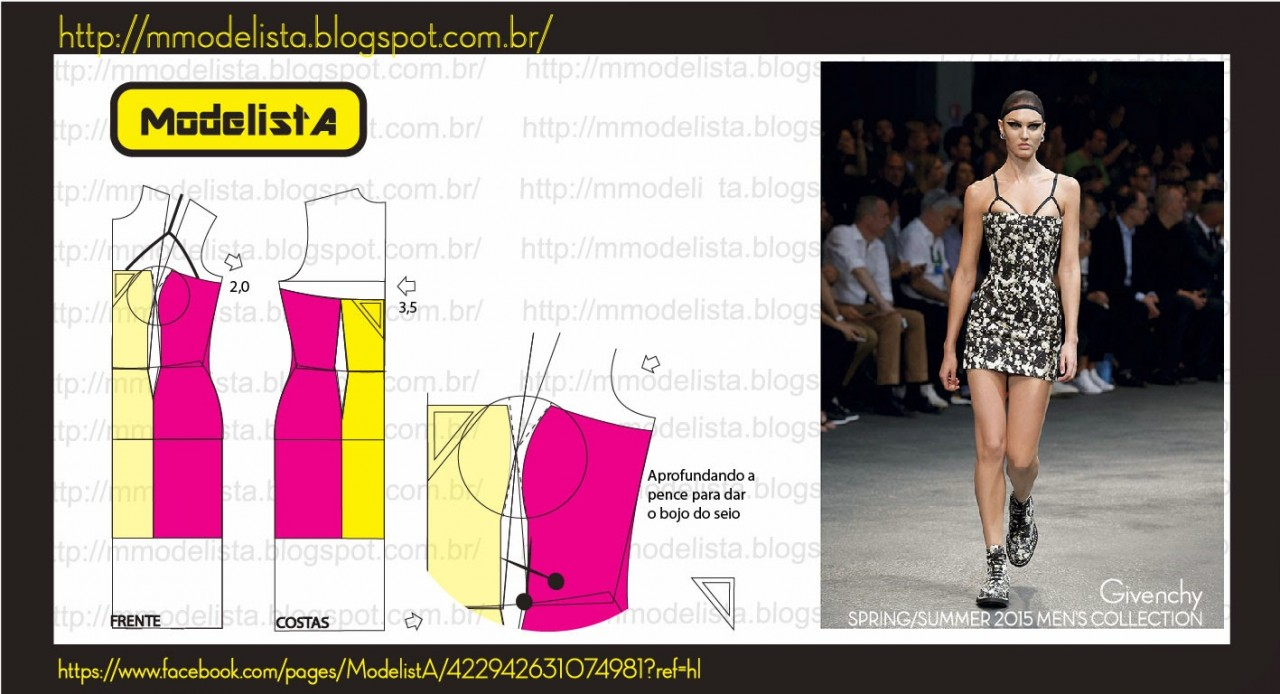 Бесплатные выкройки и идеи переделок одежды - огромная подборка (много фото)