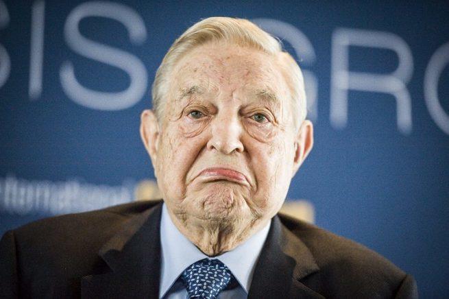 Петиция об изгнании Сороса из США набирает обороты