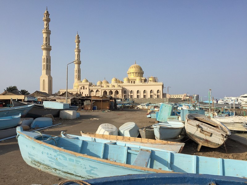 Хургада - египетская здравница без российских туристов отдых, путешествия, факты, фото