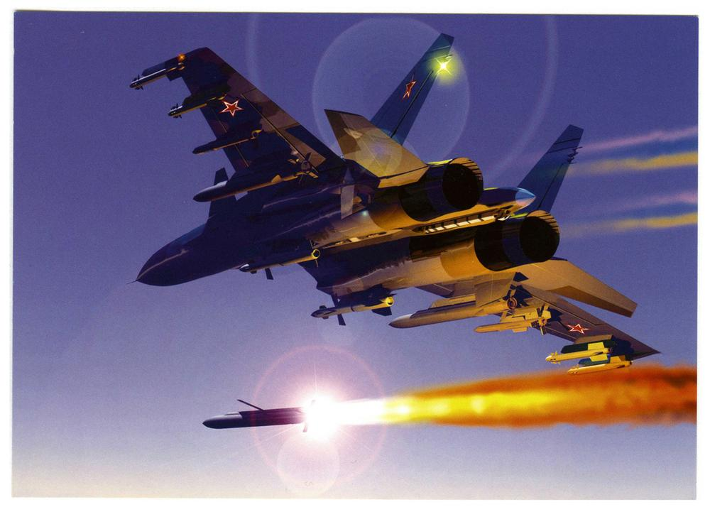 Ад у Пальмиры — ВКС РФ наносят массированные удары по ИГИЛ, боевики бегут.