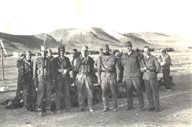 «Возвращаюсь в эти горы» война, история, факты