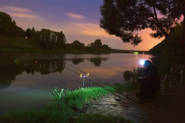 Какой фонарь должен быть у рыбака
