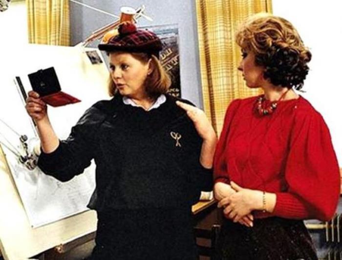 Кадр из фильма *Самая обаятельная и привлекательная*, 1985 | Фото: magspace.ru