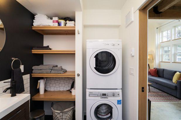 Где сушить белье в квартире.…