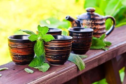 9 великих травяных чаев, которые действительно исцеляют.