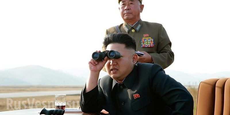 Запуск ракеты КНДР: паника, догадки и заявления Трампа