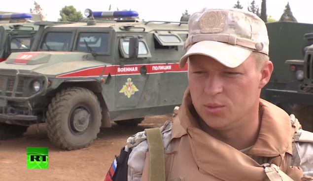 Российские военные подробно рассказали о выходе из окружения боевиков в Хаме