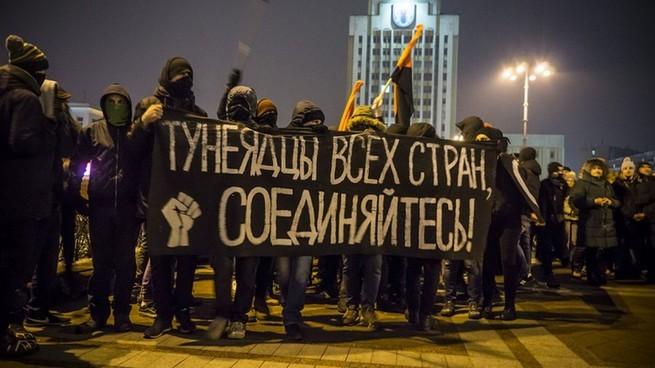 Блог: Белоруссия в шаге от пропасти, Лукашенко «уйдут»