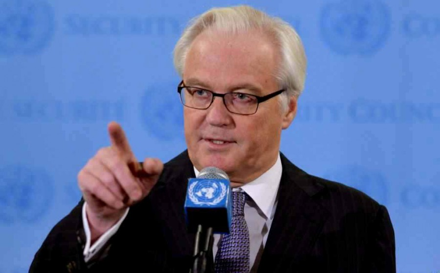 Чуркин указал на промахи Генассамблеи ООН в процессе урегулирования кризиса в Сирии