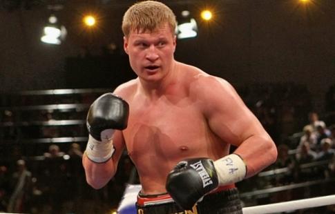 Поветкин заявил о желании провести бой с Джошуа