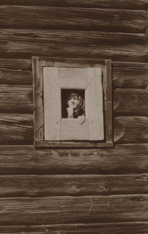 Окно в северной избе