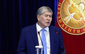 Атамбаев: Базу США вывел, потому что мы обидели Китай и Россию