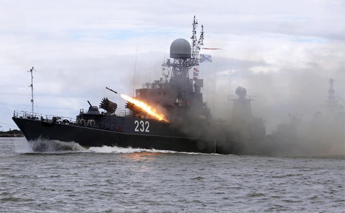 Австралия: У русских серьезное оружие, но с нами им не справиться