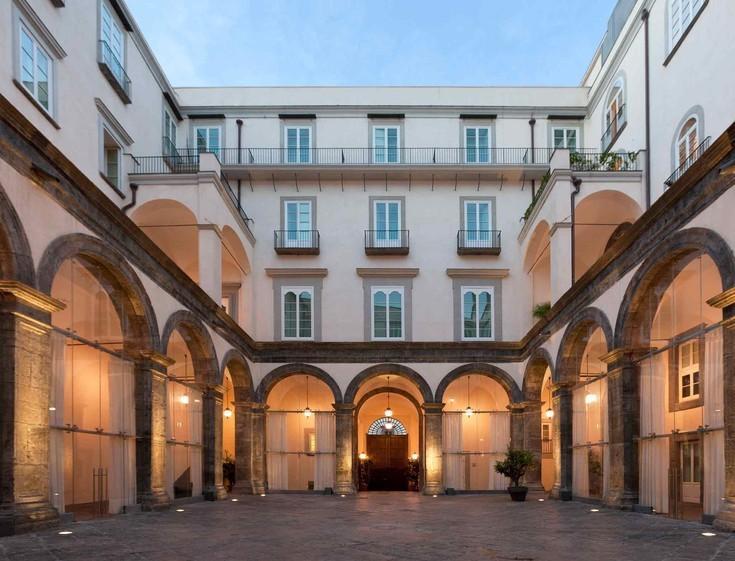 Роскошные королевские резиденции, ставшие отелями