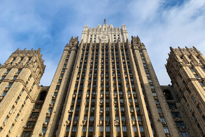 Россия напомнила о «пятне позора» на репутации НАТО