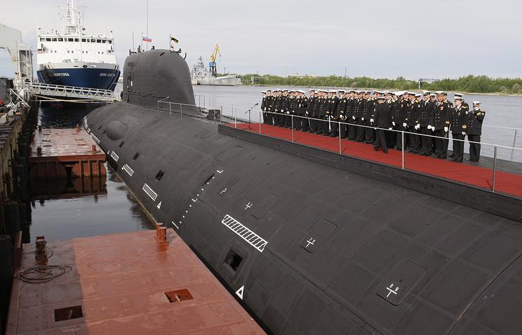 новая подводная лодка казань фото