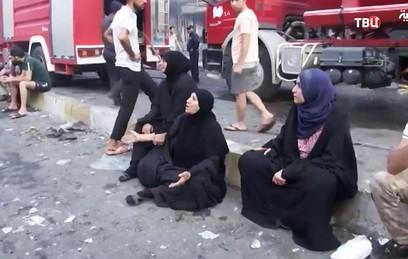 Теракт в шиитской святыне в Ираке унес жизни 35 человек