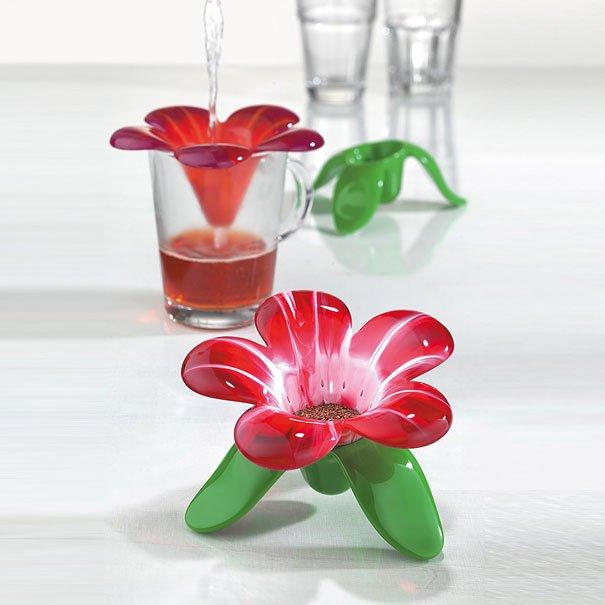 Цветочный заварник