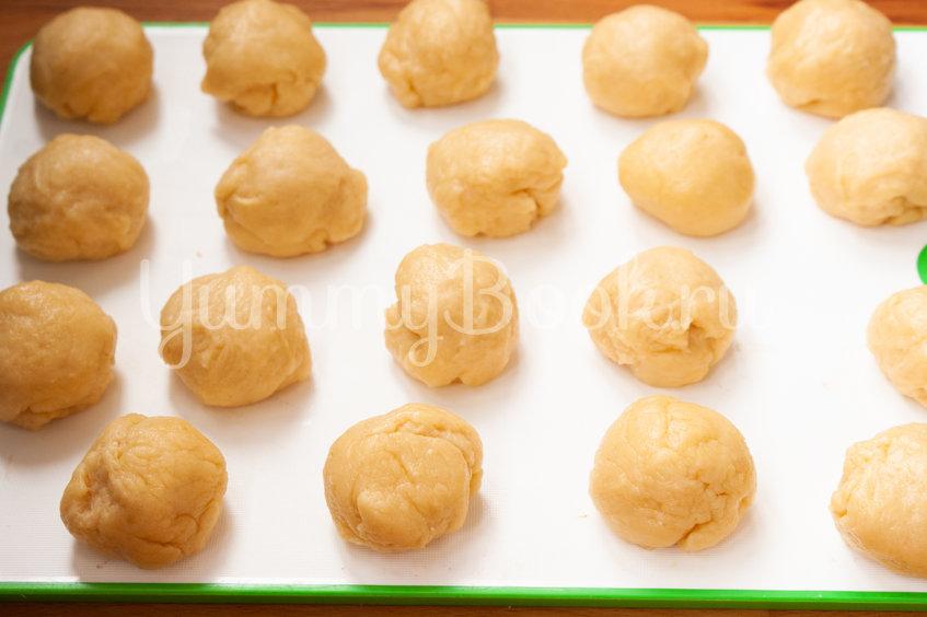 Печенье с мандарином - шаг 4