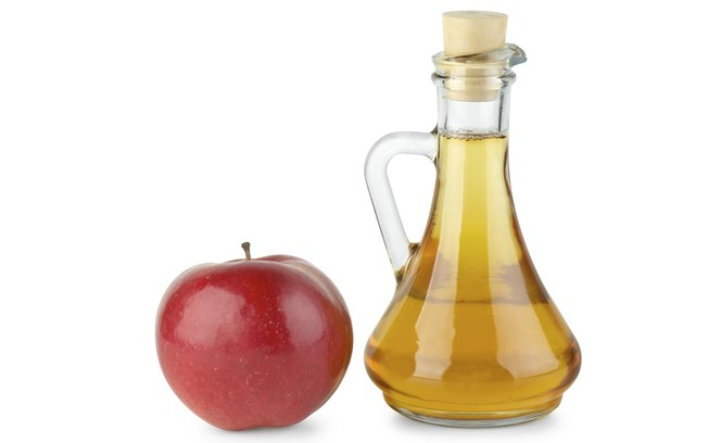 Уксус яблочный – пополняем домашнюю аптечку