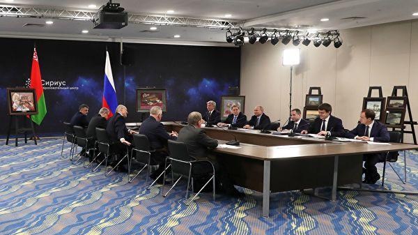Готовы ли вы к объединению Беларуси и России?