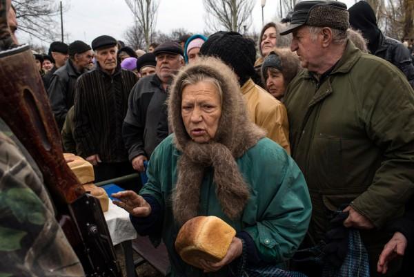 Реальная пенсия на Украине с…