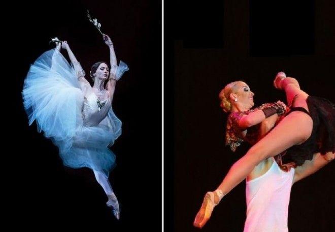 Балет и Волочкова: Обожаю Во…