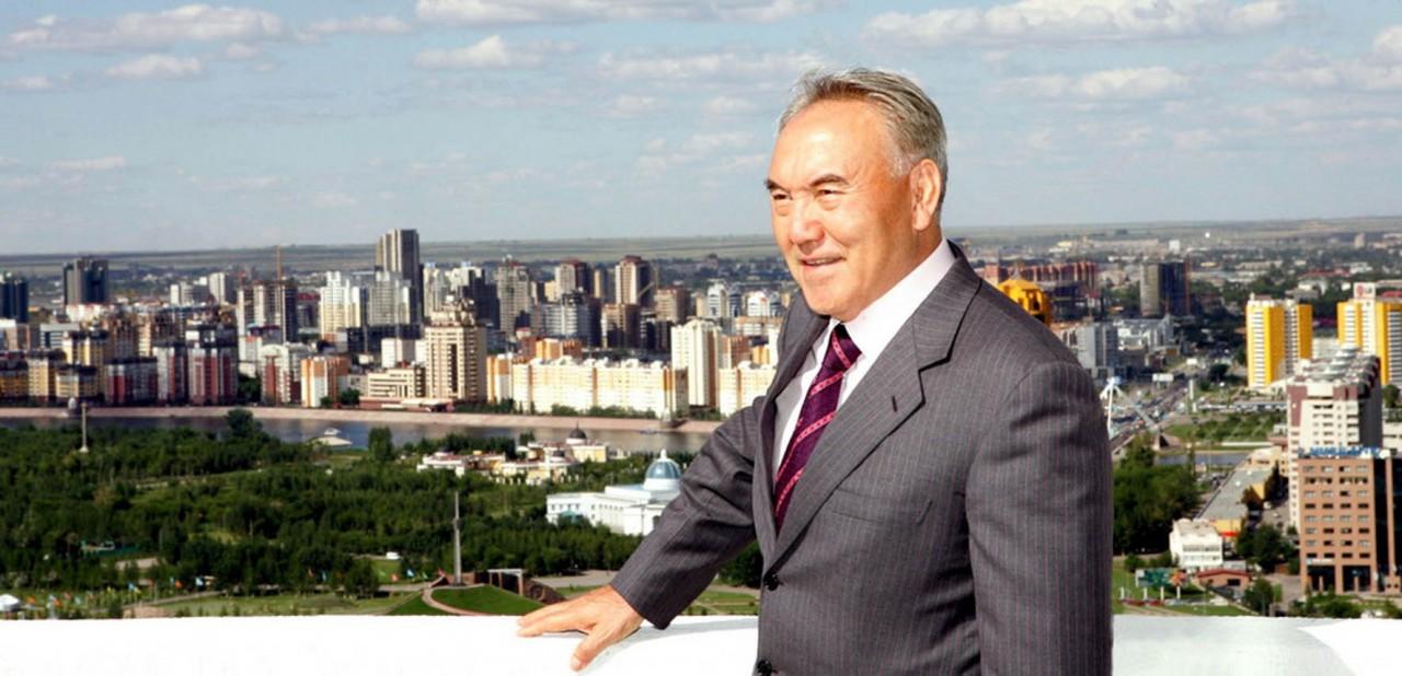 Назарбаев прокомментировал предложение переименовать Астану