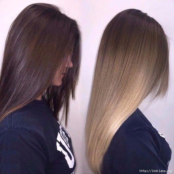 Как осветлить волосы на два – три тона с помощью корицы