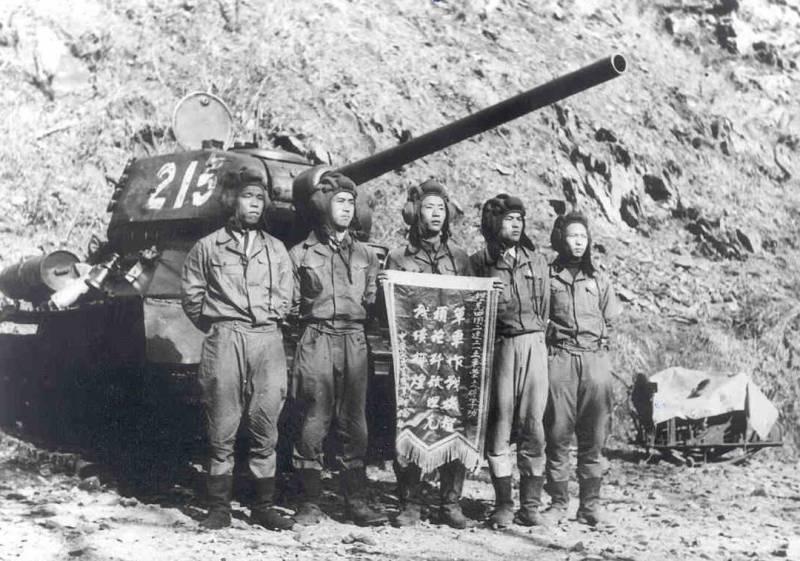Ветераны против новобранцев: оружие Корейской войны