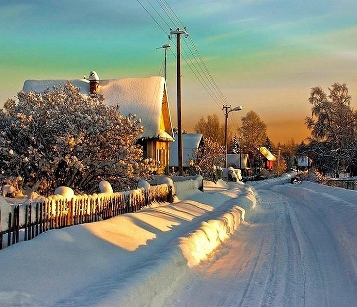 Русская зима!!!! Красота!!!!