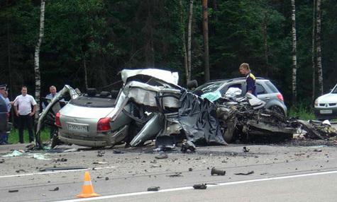 ДТП на дорогах: кто виноват?