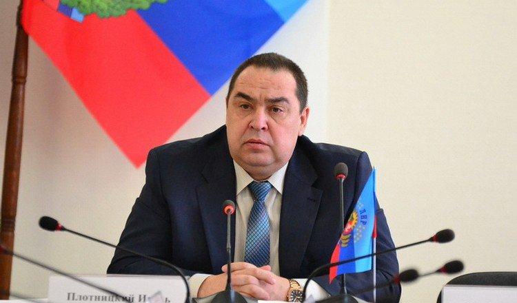 Плотницкий: Вхождение Донбасса в состав России – выбор нашего народа (ВИДЕО)