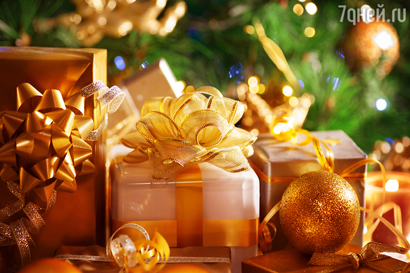 Новогодние подарки: что можно и что нельзя дарить на Новый 2018 год
