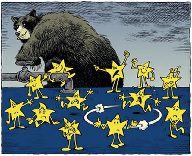 Хотим утереть нос Европе – так забудем вовсе про нее!