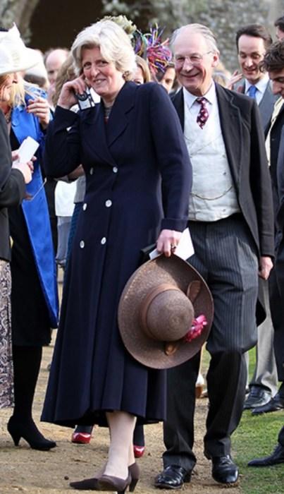 Джейн и Роберт Феллоуз. / Фото: www.hellomagazine.com