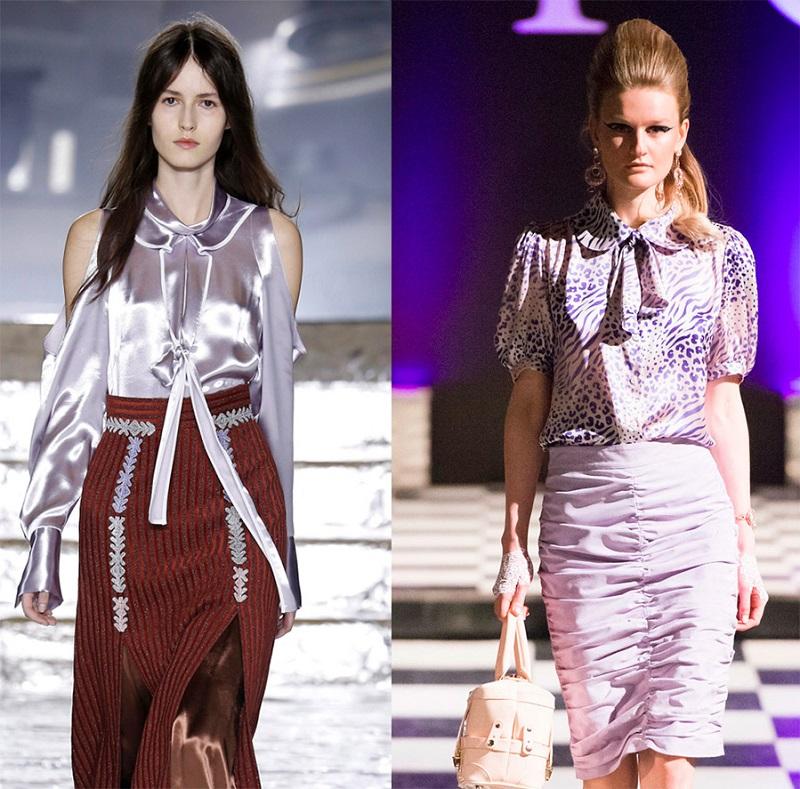 Модные блузки — 2017