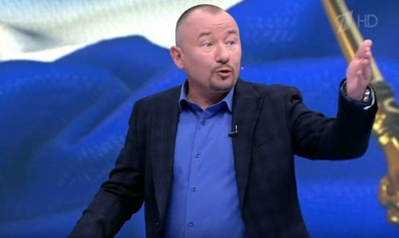 Ведущий «Первого канала» Артем Шейнин объяснил, почему украинская тема так волнует российских телезрителей