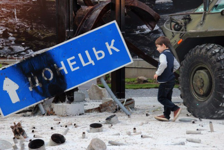 Закон о реинтеграции Донбасса. Поправку все равно примут