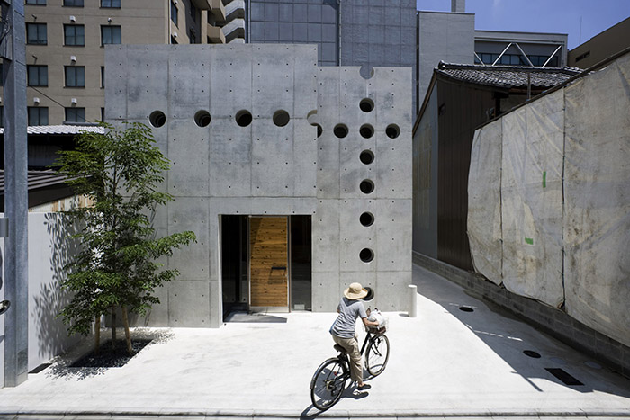 Дом MON Factory в Киото