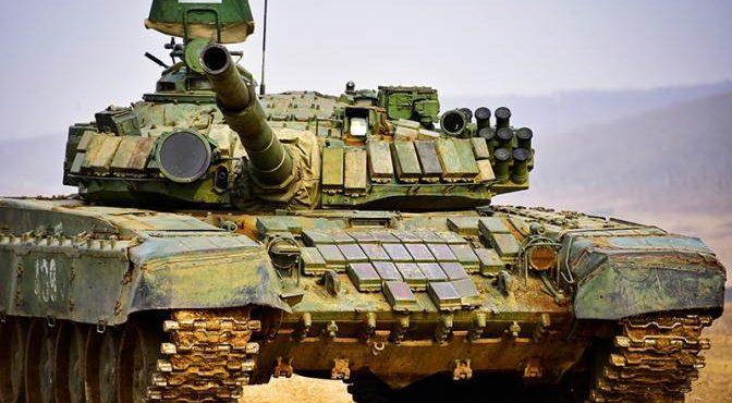 России предлагают дружбу под дулами танков НАТО