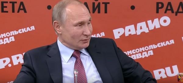 СМИ попросили денег у Путина. За счёт здоровья народа
