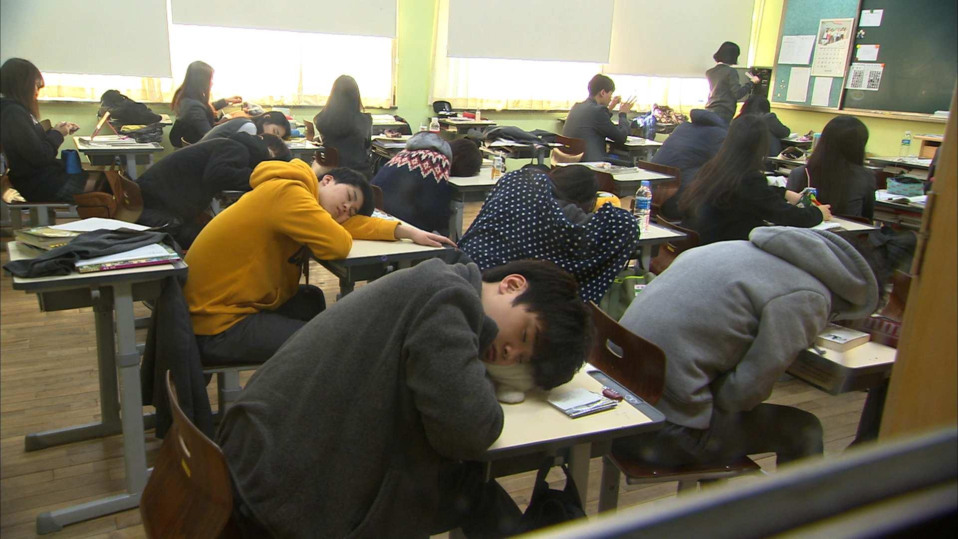 Мифы о счастливых жителях в Южной Корее