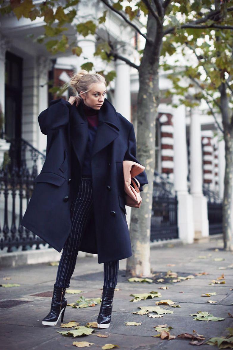 Новинки! Каким будет пальто оверсайз весной 2018 года?