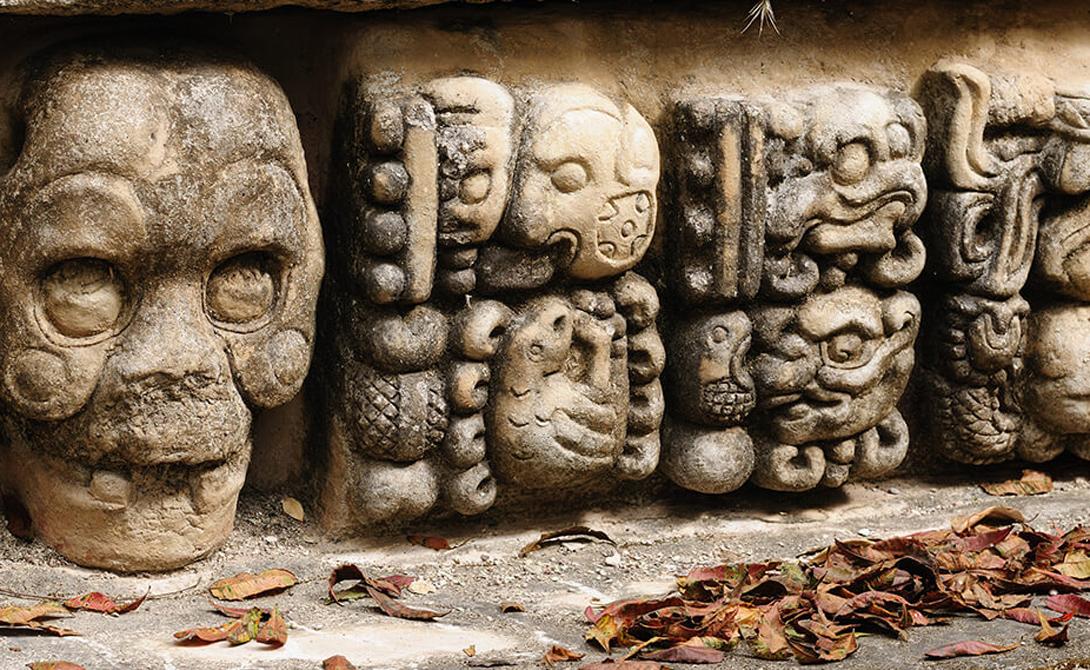 Античный гондурасский город Настоящая история из фильма: древний город, полный заброшенных домов, ирригационных каналов и гигантских статуй был обнаружен группой археологов в чаще густого гондурасского леса. Ученые до сих пор не уверены, какой цивилизации принадлежали эти постройки. В настоящий момент территория вокруг города тщательно охраняется военными силами Гондураса, точное местонахождение также засекречено.