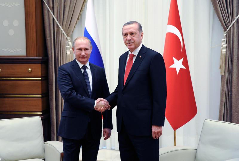Путин и Эрдоган обсудят вопр…