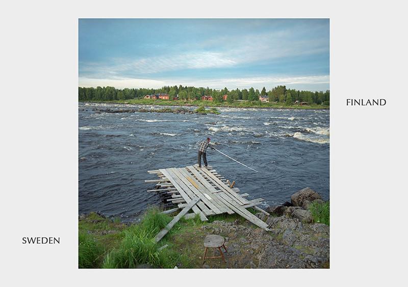 Швеция - Финляндия граница, страна